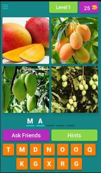 Fruits Quiz poster
