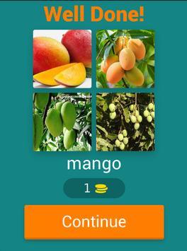 Fruits Quiz screenshot 13