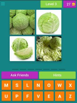 Quiz for Vegetables screenshot 15