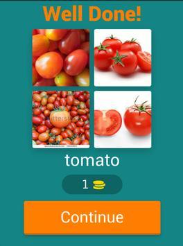 Quiz for Vegetables screenshot 13