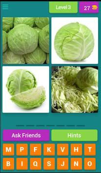 Quiz for Vegetables screenshot 3