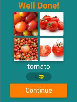 Quiz for Vegetables screenshot 7