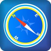 Digital Compass Auto icon