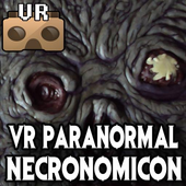 Paranormal Necronomicon VR icon