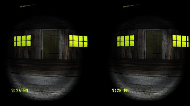 Paranormal Necronomicon VR poster