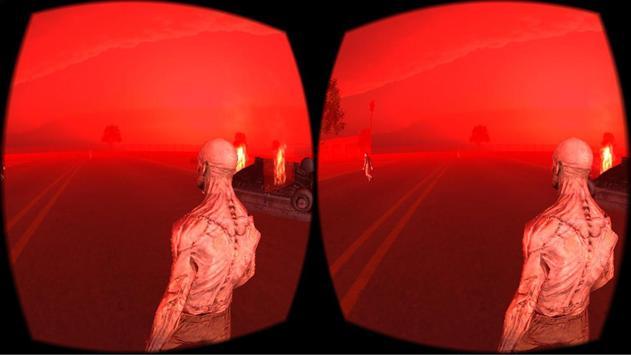 Zombie Simulator VR apk screenshot