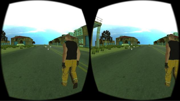 Grand Gangster VR poster