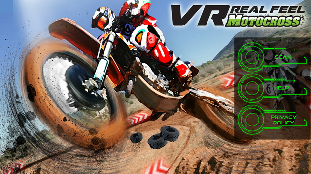 VR Real Feel Motorcycle poster
