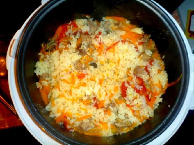 Рецепты блюд с фото в мультиварке