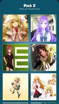 All Anime Waifu Jigzaw Puzzle - Beautify your desk screenshot 2