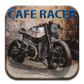 Best Game Cafe Racer Jigzaw Puzzle and Wallpapers icon