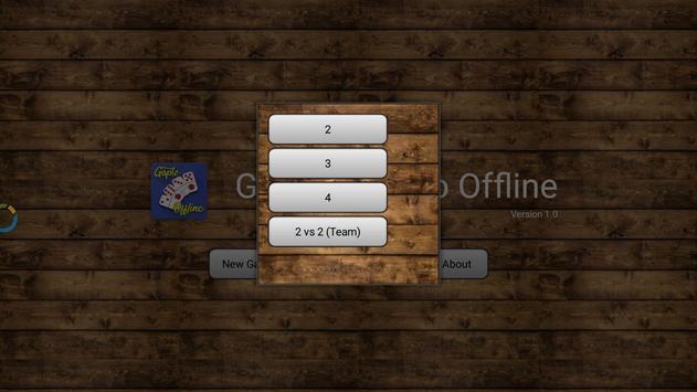 Domino Offline 2018 screenshot 3