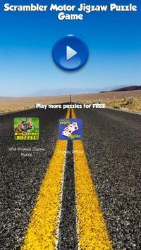 Scrambler Motor Jigzaw Puzzle and Wallpaper apk screenshot