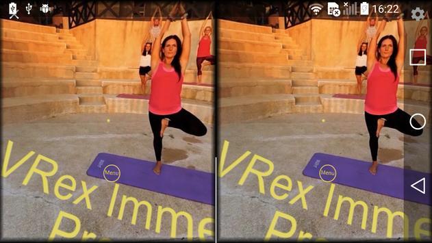 VRex Immersive Player poster