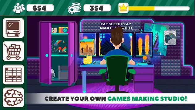 game maker tycoon dev studio apk download free simulation game