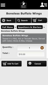 BLD Diner screenshot 4