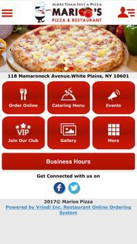 Marios Pizza apk screenshot