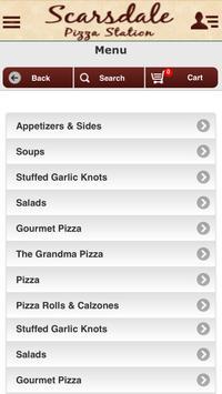 Scarsdale Pizza Station apk screenshot