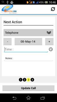 Ekatm CRM apk screenshot
