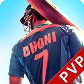 MS Dhoni: The Official Cricket Game icon