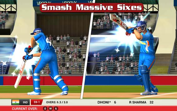 MS Dhoni: The Official Cricket Game screenshot 10