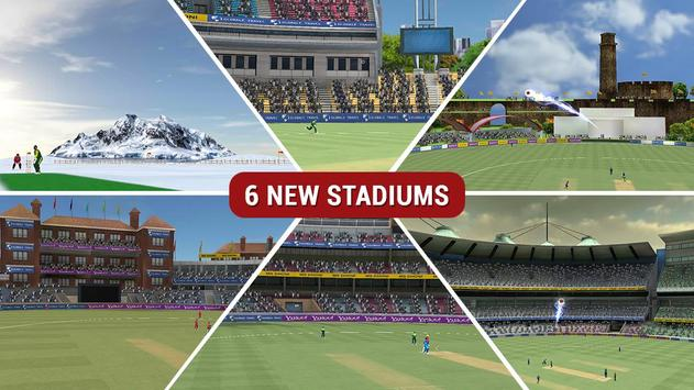 MS Dhoni: The Official Cricket Game screenshot 1