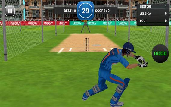 MS Dhoni: The Official Cricket Game screenshot 20