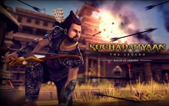 Kochadaiiyaan:Reign of Arrows poster