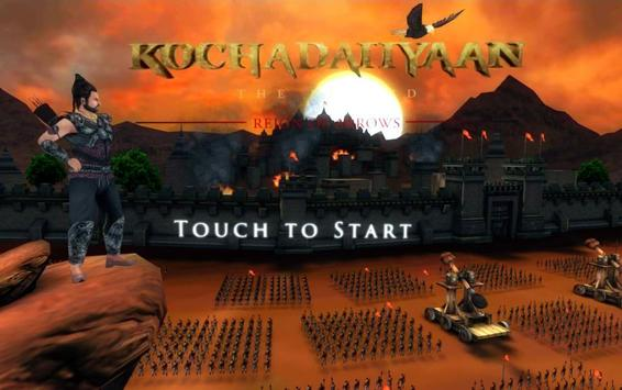 Kochadaiiyaan:Reign of Arrows screenshot 1