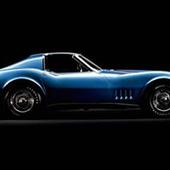 Wallpaper Chevrolet Corvette icon