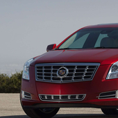 Wallpapers of the Cadillac XTS icon