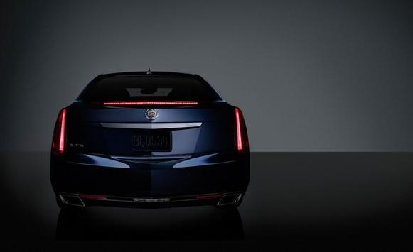 Wallpapers of the Cadillac XTS apk screenshot