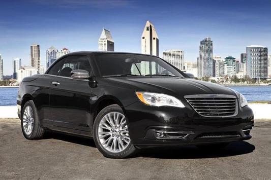 Wallpapers of the Chrysler 200 poster