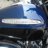 Motorcycle Harley Davidson icon