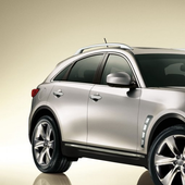 Wallpapers of Infiniti FX icon