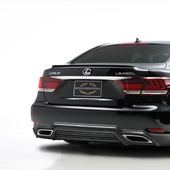 Wallpapers of the Lexus LS icon