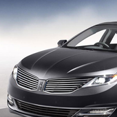Wallpapers of the Lincoln MKZ icon