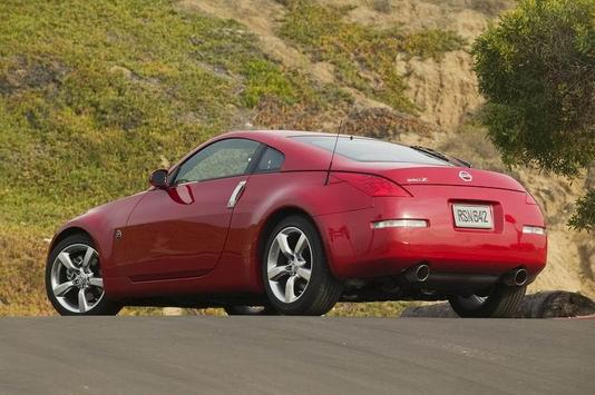 Wallpaper of Nissan Z apk screenshot