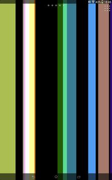 Live Stripes Wallpaper screenshot 1