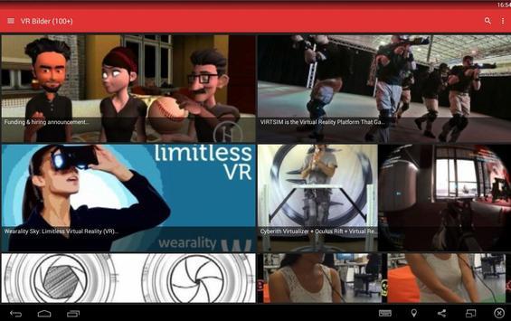 VRLife.de - VR News & Videos apk screenshot