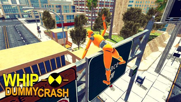 Whip Dummy Crash poster