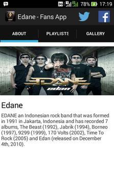 EDANE (Unofficial) poster
