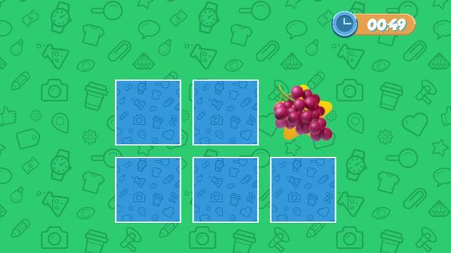 Kids Memory Game - Free screenshot 4
