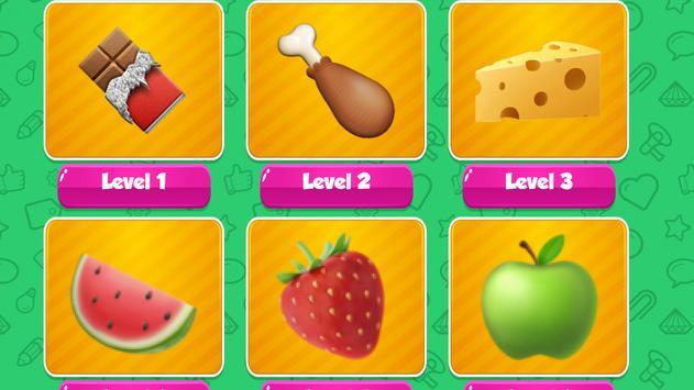 Kids Memory Game - Free screenshot 1