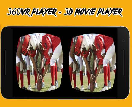 360VR Player - 3D Movie Player apk screenshot
