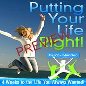 Putting Your Life Right! Pv icon