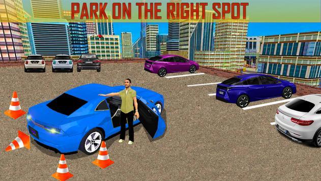 Real Dr Advance Car Parking 2018 screenshot 7