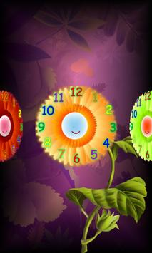 Analog Clock with Eyes - LWP screenshot 3