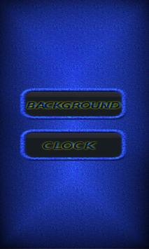 Analog Clock with Eyes - LWP screenshot 5