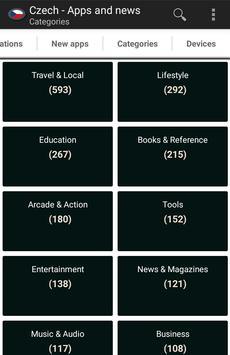 Czech apps and tech news screenshot 2